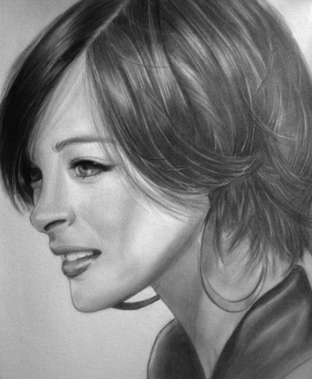 Kristin Kreuk by Maylia